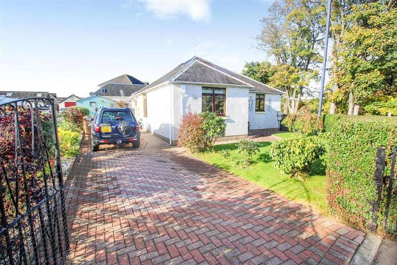 4 Bedrooms Detached Bungalow for sale in Holmes Holdings, Broxburn