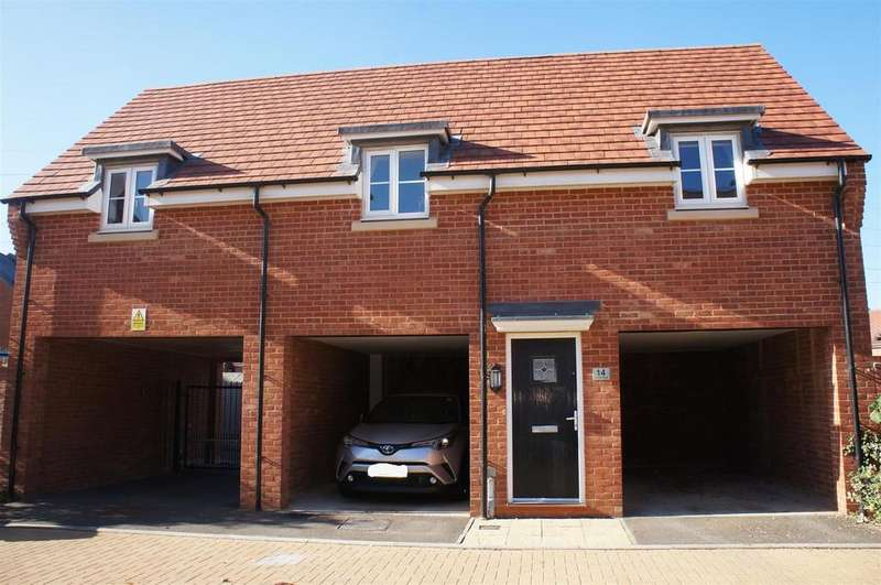 2 Bedrooms Mews House for sale in Horse Croft, Marston Moretaine, Bedford