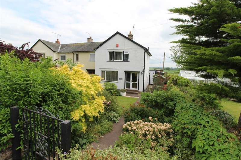3 Bedrooms Semi Detached House for sale in CA10 1UE Hall Cottages, Kirkby Thore, Penrith, Cumbria