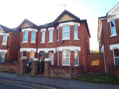 5 Bedrooms Semi Detached House for sale in Polygon, Southampton