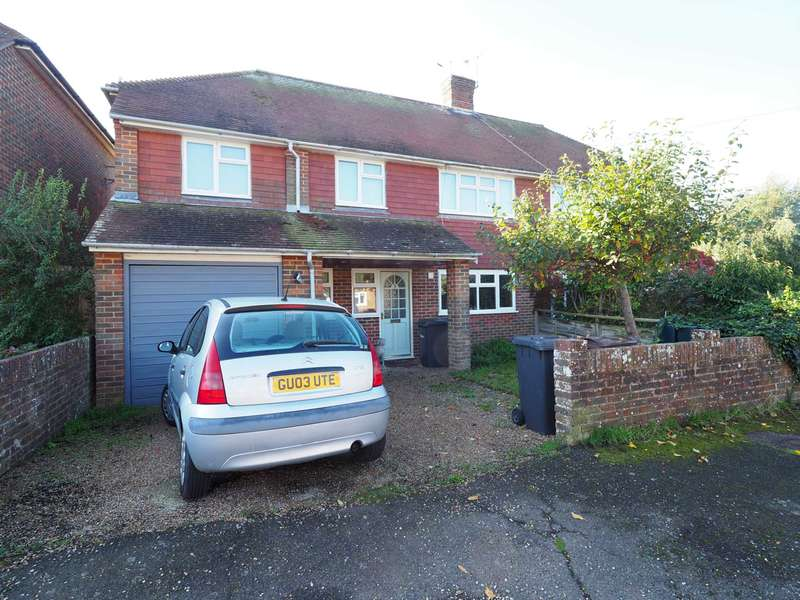 4 Bedrooms Semi Detached House for sale in Ades Field, Wilmington