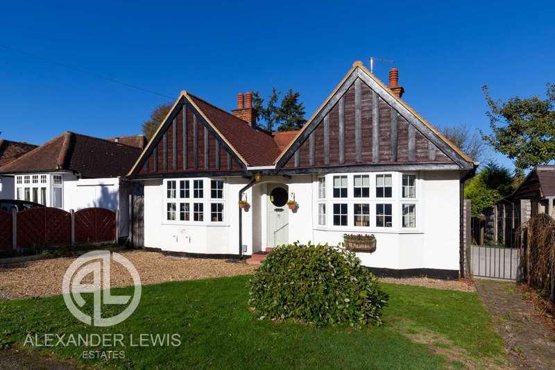 3 Bedrooms Detached House for sale in Souberie Avenue, Letchworth Garden City, SG6 3HZ