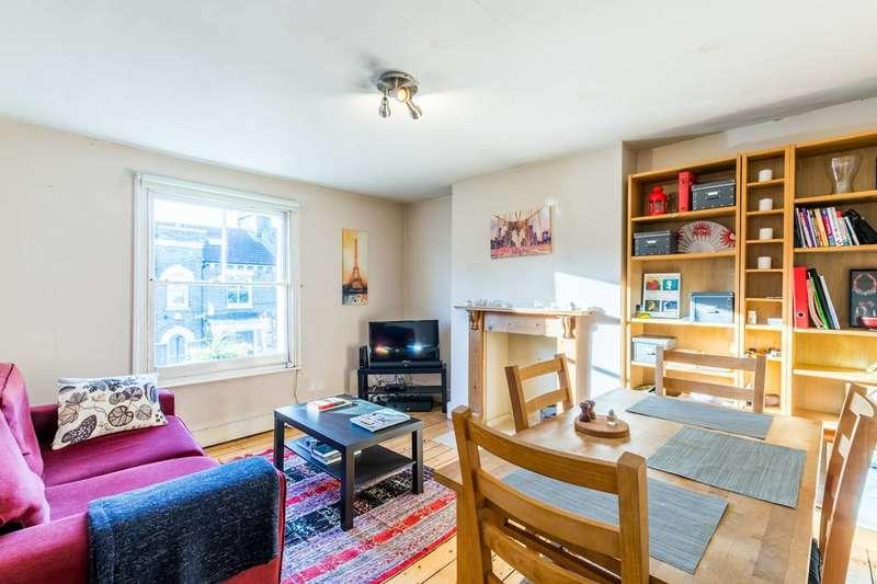 1 Bedroom Flat for sale in Chantrey Road, Brixton, SW9