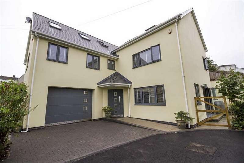 5 Bedrooms Detached House for sale in Park Lawn Close, Cwmbran, Torfaen