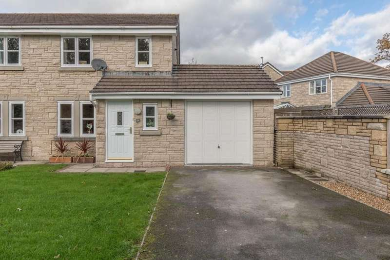 3 Bedrooms Semi Detached House for sale in 28 Briarigg, Kendal
