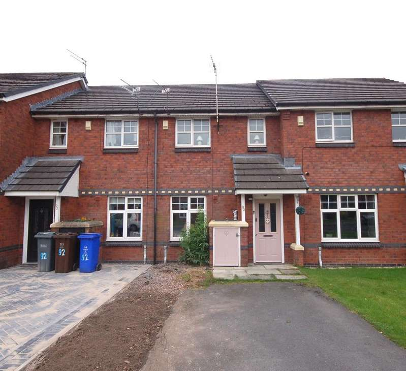 2 Bedrooms Mews House for sale in Haslington Road, Ashway Park, Peel Hall, Manchester M22