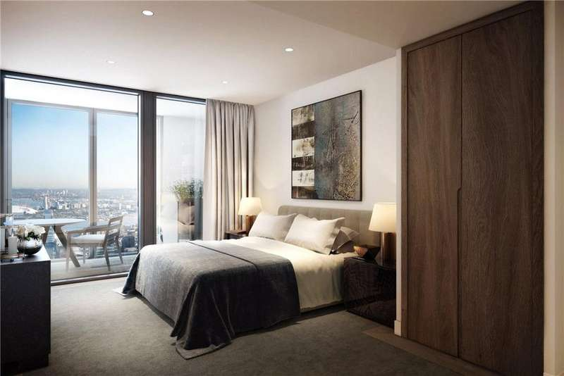 2 Bedrooms Flat for sale in Westferry Road, Isle Of Dogs, London, E14