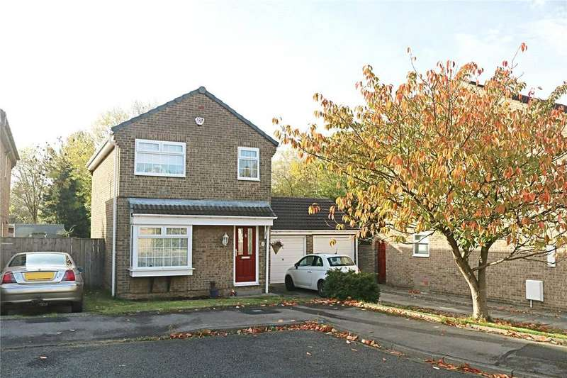 3 Bedrooms Detached House for sale in Willowbank, Coulby Newham