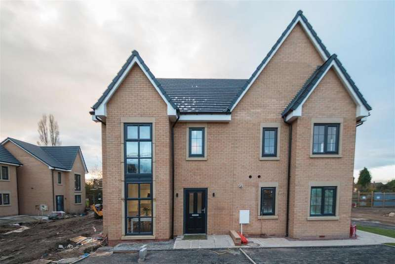 3 Bedrooms House for sale in The Mulberry, Bennett Street, Hyde