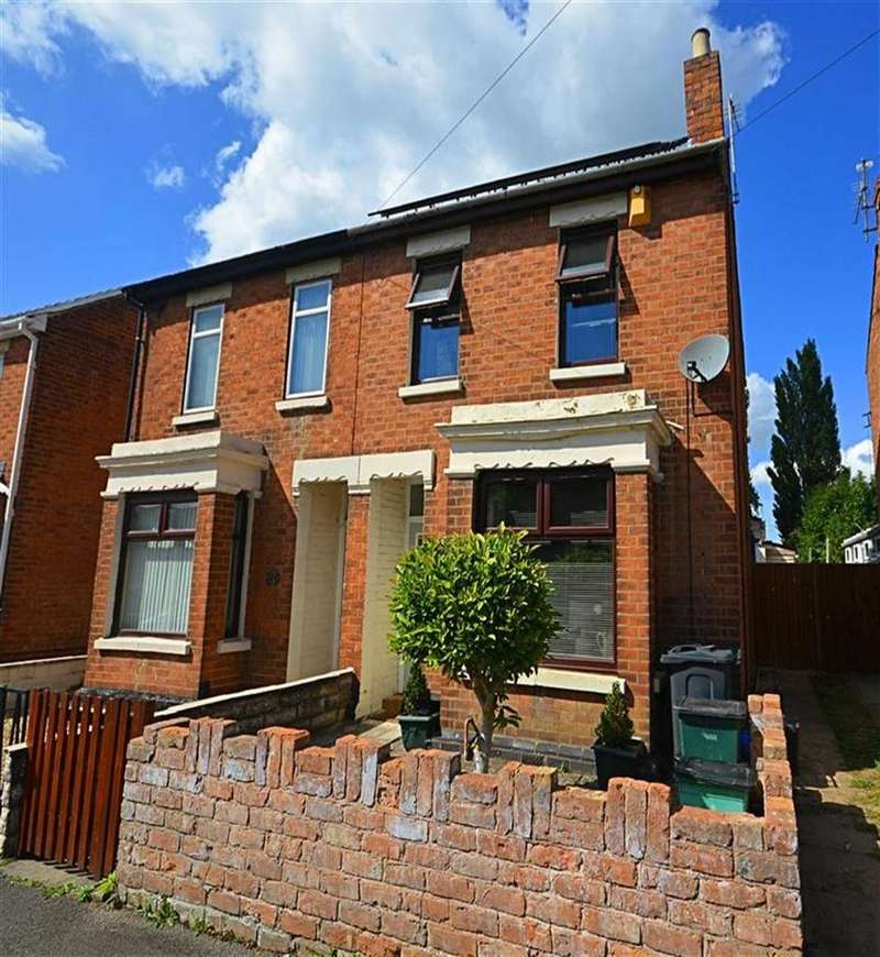 3 Bedrooms Semi Detached House for sale in Deans Way, Kingsholm