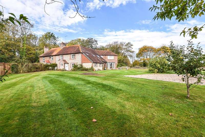 4 Bedrooms Semi Detached House for sale in Atherington Cottages, Climping Street, Climping, West Sussex, BN17