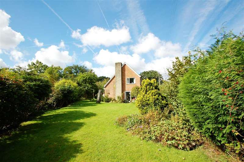 4 Bedrooms Detached House for sale in HANG HILL ROAD, BREAM