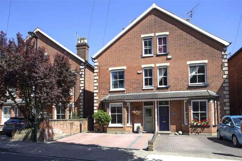 4 Bedrooms Town House for sale in Warrington Road, Ipswich