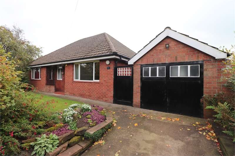 4 Bedrooms Detached Bungalow for sale in CA2 4LR St Ninians Road, Upperby, CARLISLE, Cumbria