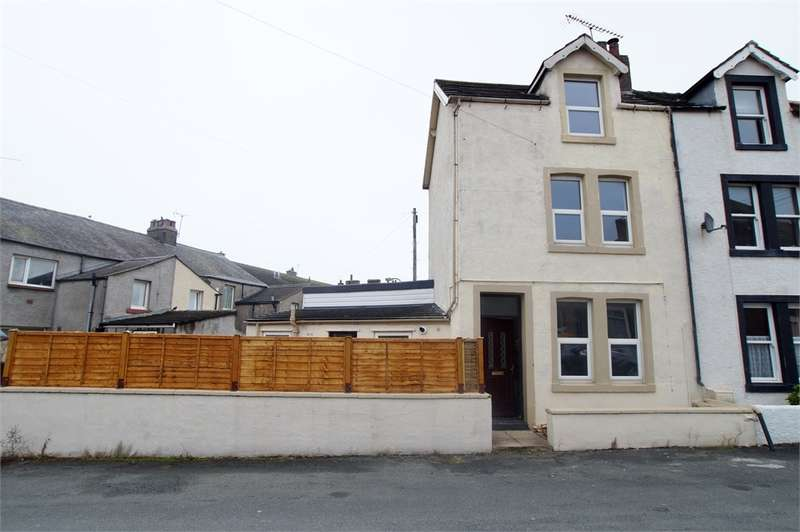 2 Bedrooms Town House for sale in CA15 8QJ Lowther Street, Flimby, Maryport, Cumbria