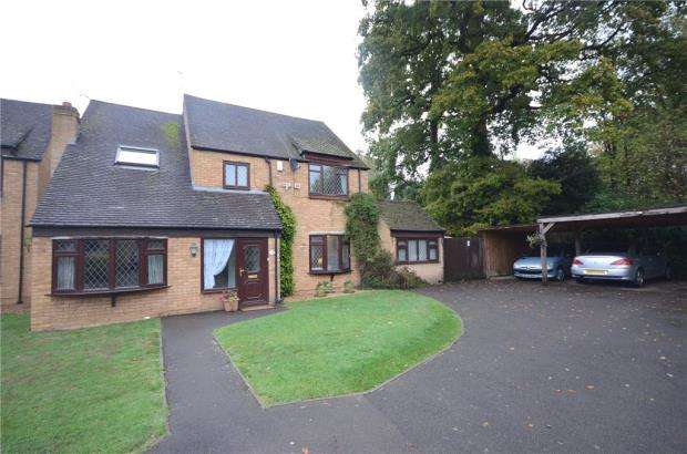 4 Bedrooms Detached House for sale in Millers Grove, Calcot, Reading