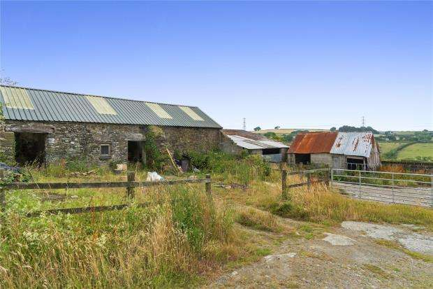 3 Bedrooms Detached House for sale in Tideford Cross, Saltash, Cornwall