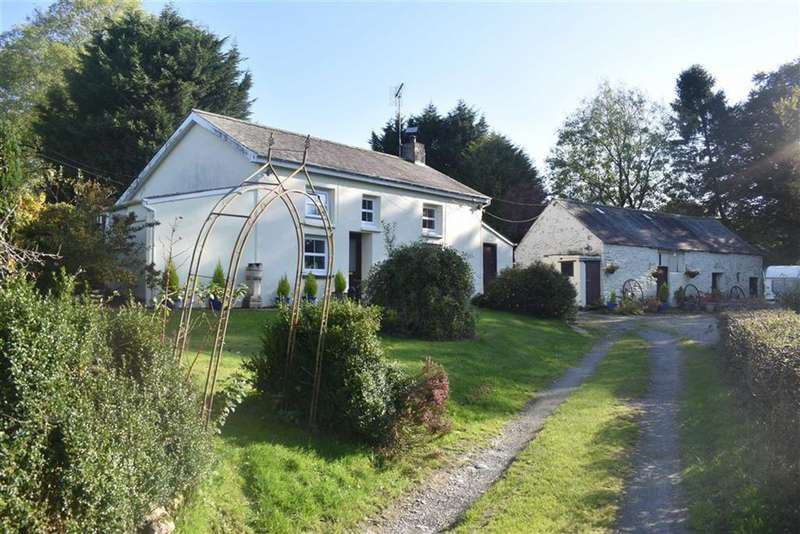 2 Bedrooms Property for sale in Llangeitho, Tregaron