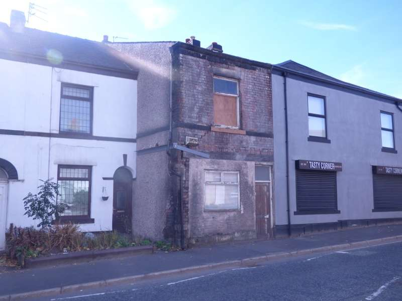 3 Bedrooms Terraced House for sale in 78 Wash Lane, Bury, Lancashire