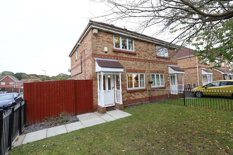 3 Bedrooms Semi Detached House for sale in Altcross Road, Liverpool, Merseyside, L11 4UP