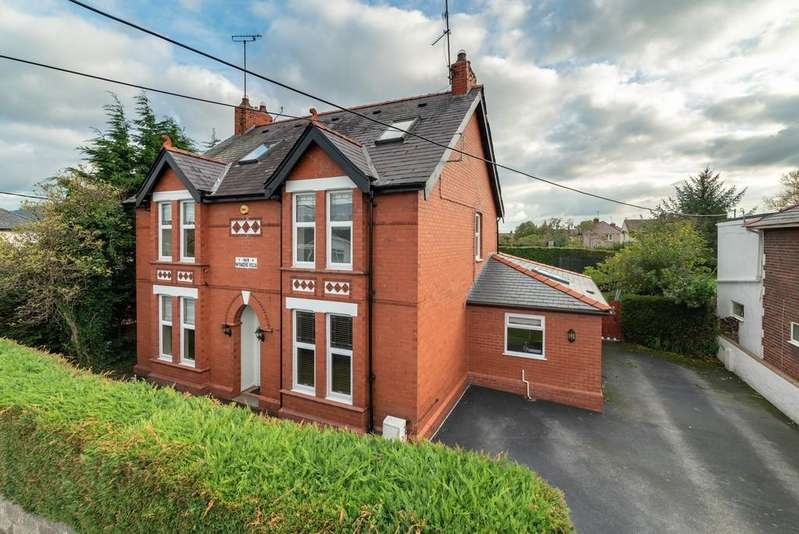 5 Bedrooms Detached House for sale in Dyserth Road, Rhuddlan