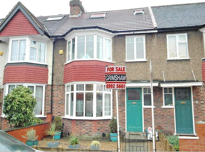 4 Bedrooms House for sale in Court Way, off North Acton Playing Fields, West Acton, London