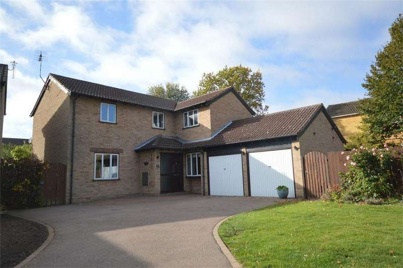 4 Bedrooms Detached House for sale in Swansgate, Old Catton, Norwich, Norfolk