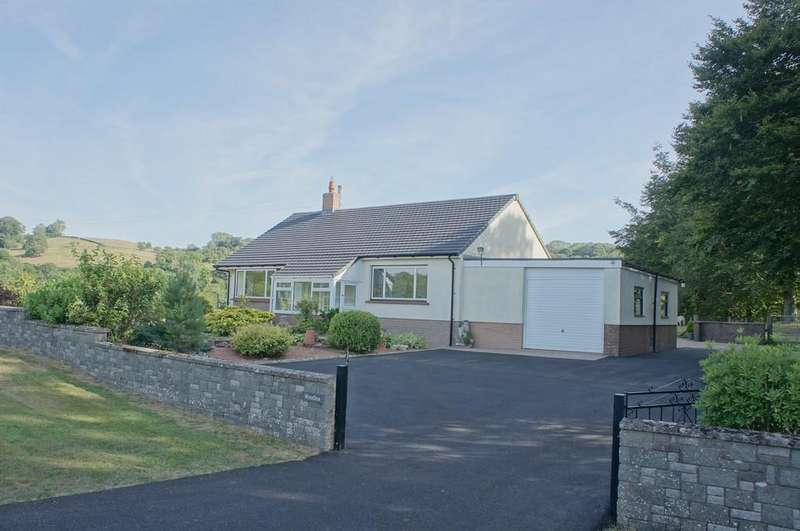 2 Bedrooms Detached Bungalow for sale in Hesket Newmarket, Near Caldbeck