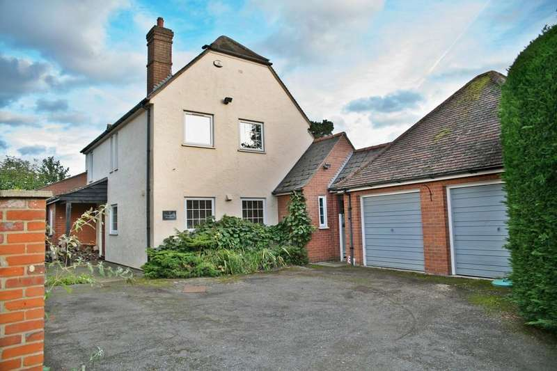 5 Bedrooms Detached House for sale in Eastgate, Great Chesterford