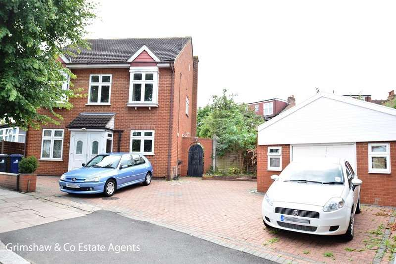 6 Bedrooms Detached House for sale in Cleveland Road, Near Cleveland Park, Ealing, London