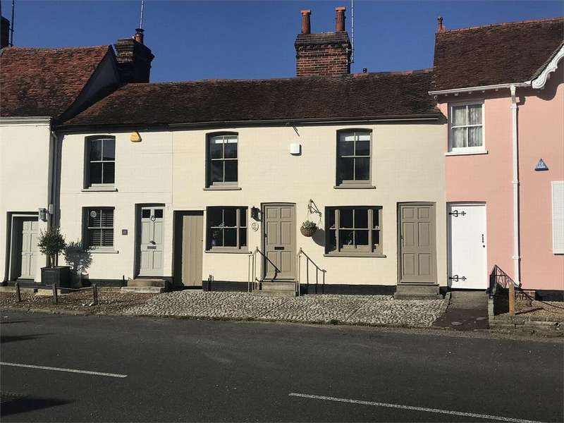 4 Bedrooms Terraced House for sale in East Street, Coggeshall, Essex