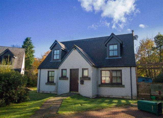 4 Bedrooms Detached House for sale in Laphroaig, Whitehouse, by Tarbert