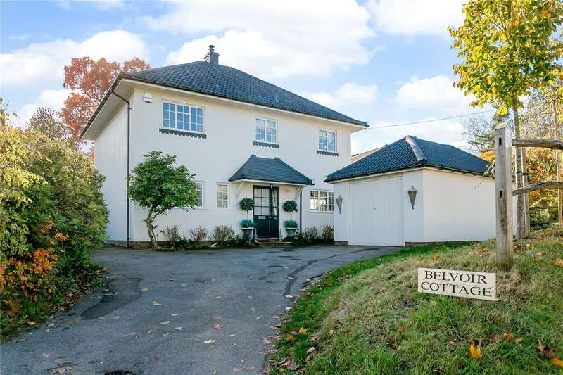 3 Bedrooms Detached House for sale in Haslemere Road, Liphook, Hampshire