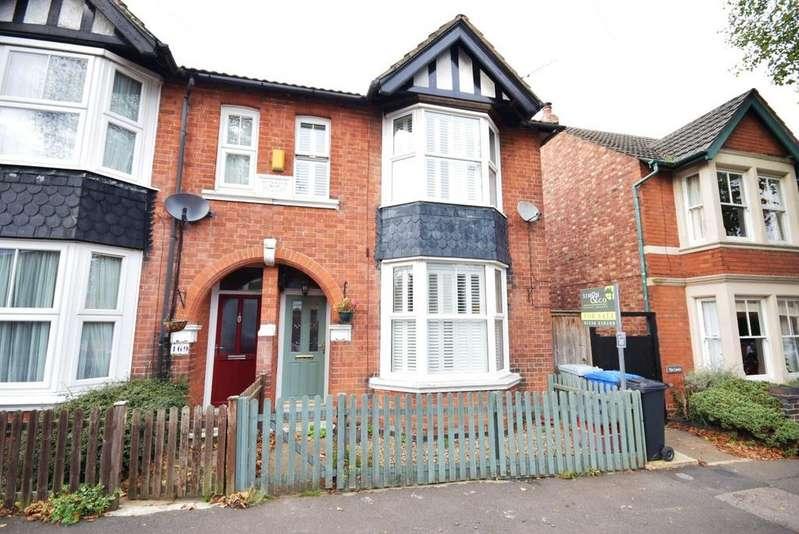 4 Bedrooms Semi Detached House for sale in Kingsley Avenue, Kettering