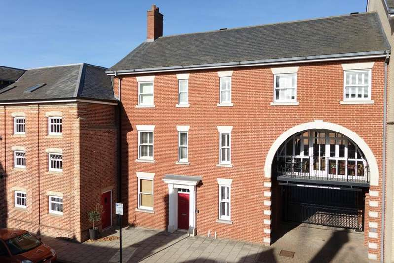 3 Bedrooms Town House for sale in Westgate Street, Bury St Edmunds