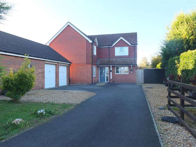 4 Bedrooms Detached House for sale in Greenwich Avenue, Holbeach