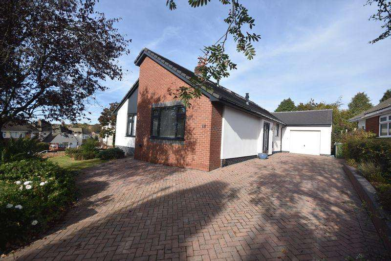 4 Bedrooms Detached House for sale in Charnhill Crescent Mangotsfield