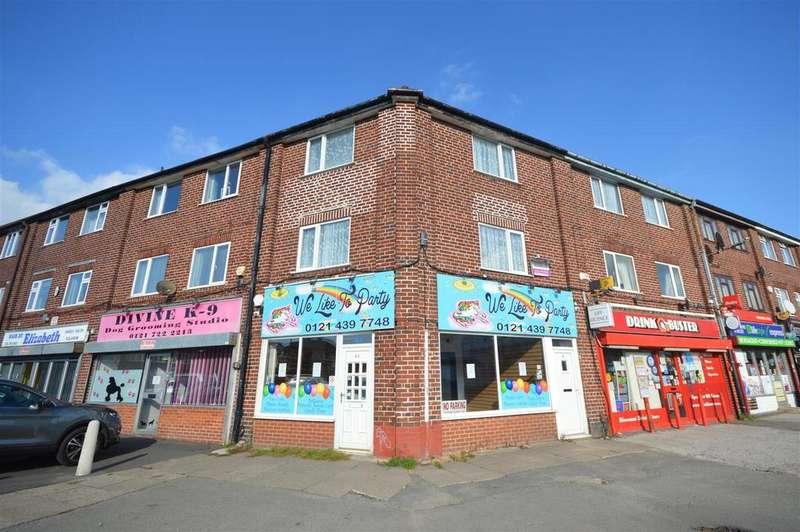 5 Bedrooms Commercial Property for sale in Cranes Park Road, Birmingham
