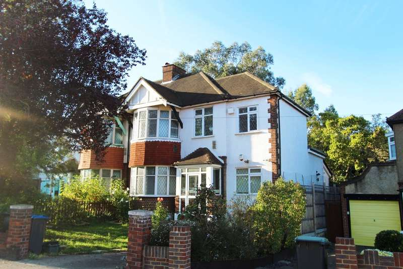 5 Bedrooms Semi Detached House for sale in Tolworth Rise North, Surbiton