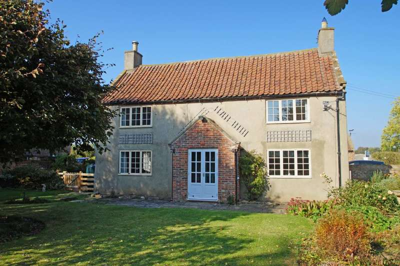 5 Bedrooms Farm House Character Property for sale in Sexhow Park Farm , Hutton Rudby, North Yorkshire , TS15 0ER