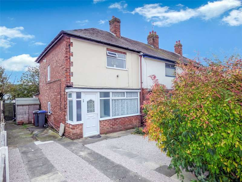2 Bedrooms Link Detached House for sale in Warley Road, North Shore, Blackpool