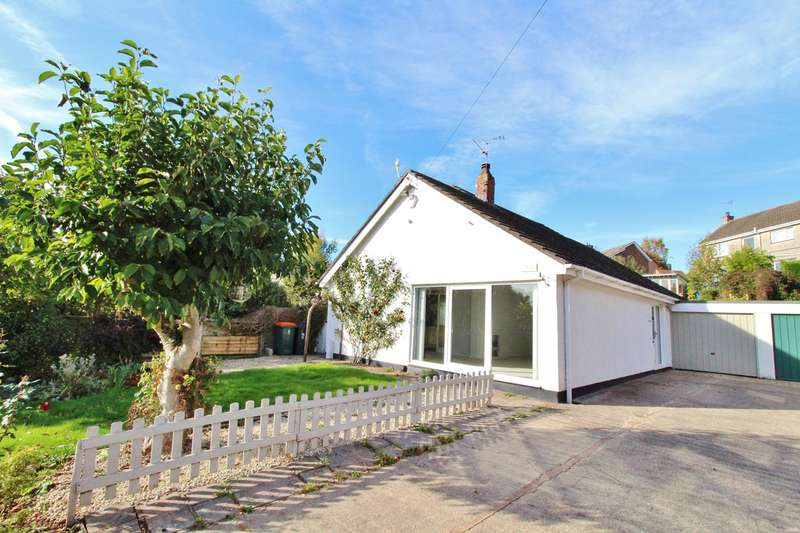 4 Bedrooms Detached Bungalow for sale in Lodge Road, Caerleon, Newport, NP18