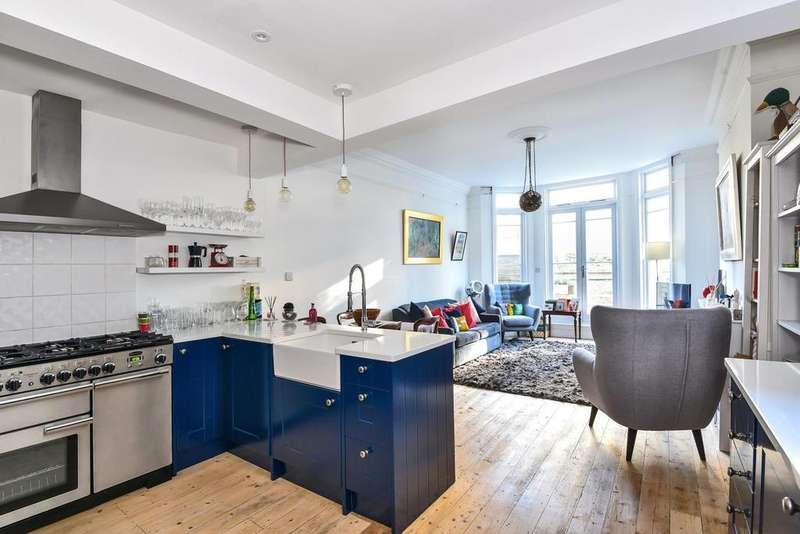 2 Bedrooms Flat for sale in Half Moon Lane, Herne Hill
