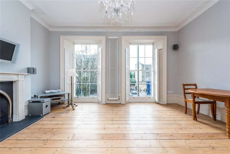 4 Bedrooms Terraced House for rent in Liverpool Road, Barnsbury, Islington, London, N1