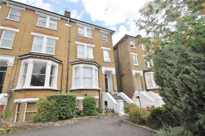 2 Bedrooms Apartment Flat for sale in Churchfield Road, London, W13