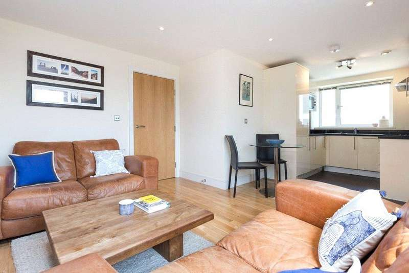 1 Bedroom Apartment Flat for sale in Cheshire Street, London, E2