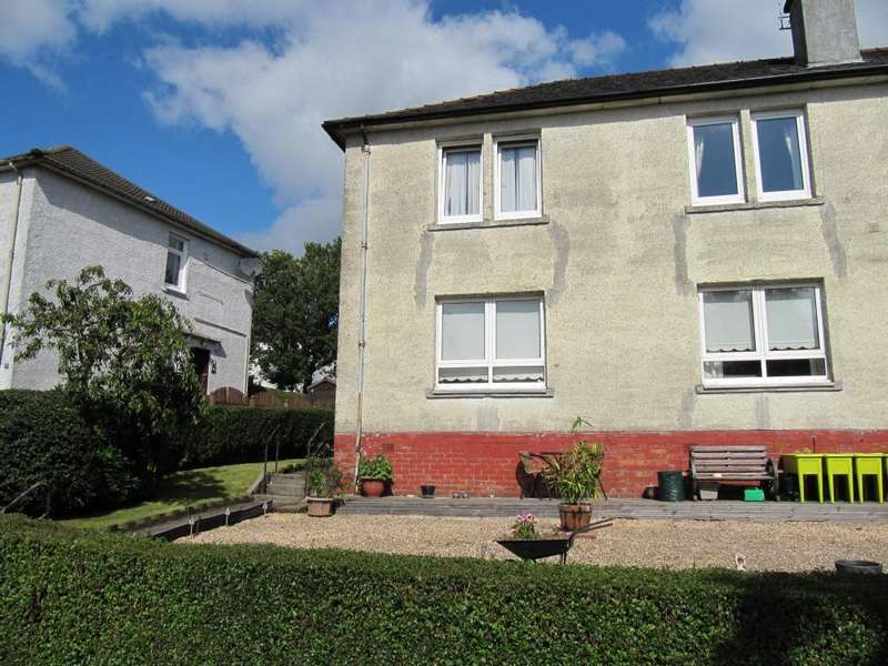 1 Bedroom Flat for sale in 10 Alder Road, Clydebank, G81 3PU