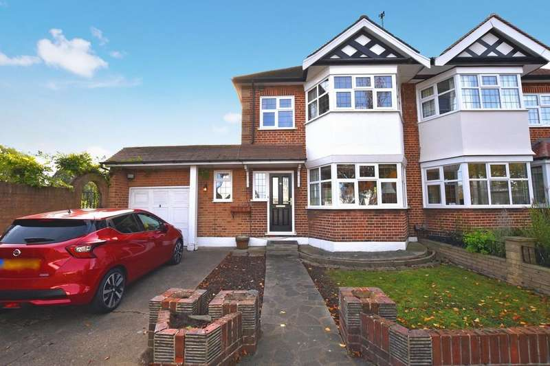 3 Bedrooms Semi Detached House for sale in Eaton Rise, Wanstead