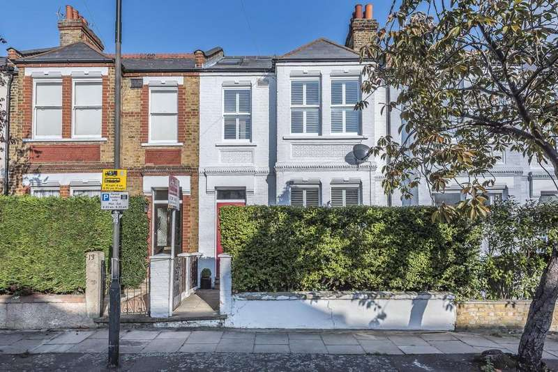 4 Bedrooms Terraced House for sale in Cowdrey Road, Wimbledon
