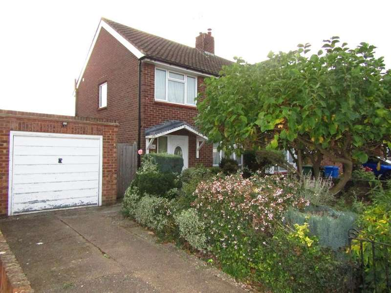 3 Bedrooms Semi Detached House for sale in Burnetts Road, Windsor, Berkshire, SL4 5PN